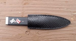 beavertail sheath