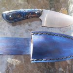 blue maple burl skinner