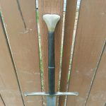 Fishtail Pommel