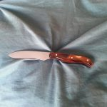 paring knife o1 blade with acrylic handle