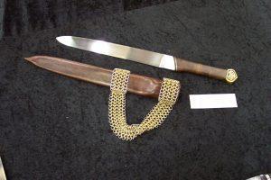 Viking-Inspired Dagger