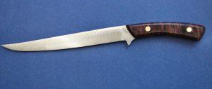 Walnut Filleting Knife
